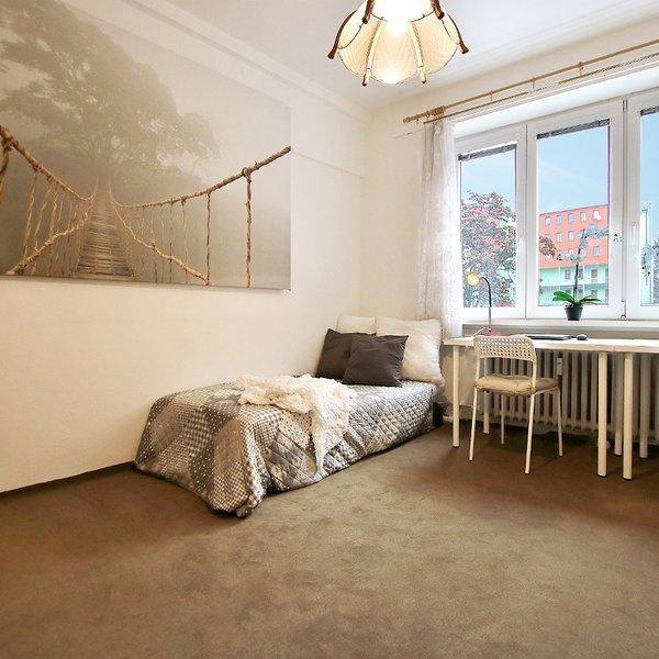 Prodej bytu 3+1 u výstaviště, vhodný k investici