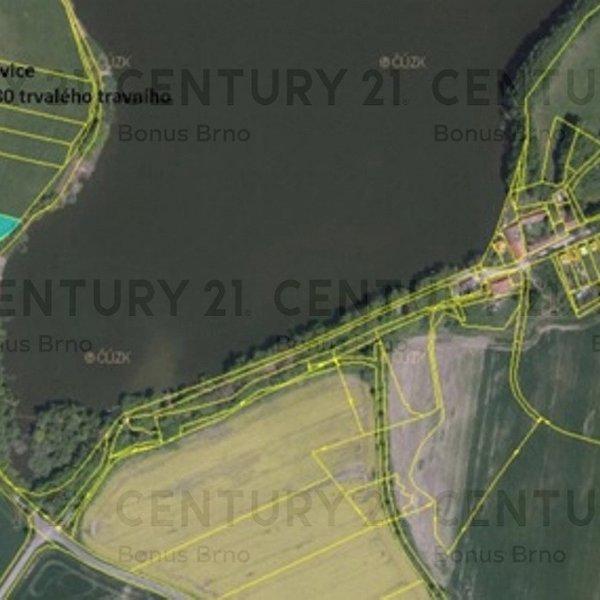 Prodej zemědělských pozemků 31 570 m², k.ú. Záblatí