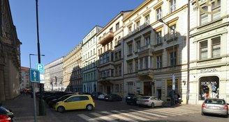 Pronájem kanceláře 28 m2 Praha 1 - Nové Město