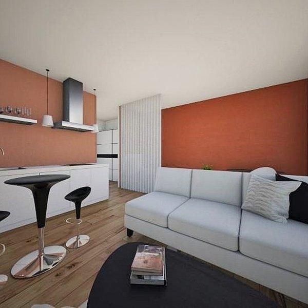Prodej bytu 1+kk, Brno - Líšeň