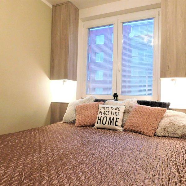 Podnájem světlého bytu 3+1 s balkónem, Brno - Vinohrady