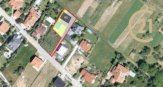 Prodej pozemku s platným stavebním povolením a kompletní projektovou dokumentací
