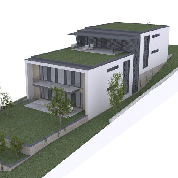 Prodej stavebního pozemku se stavebním povolením