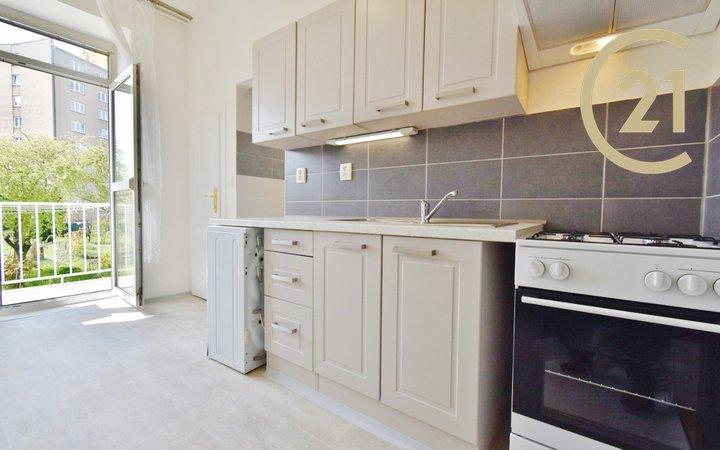 Pronájem bytu po kompletní rekonstrukci 1+1, 42 m² - ul. Kotkova, Brno
