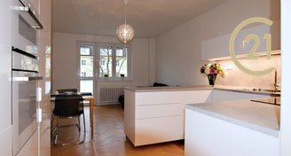 Pronájem bytu 3kk/B 64m2 Praha 10 - Strašnice