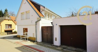 Prodej rod. dům 4+1,Moravské Budějovice, ul. Peroutka