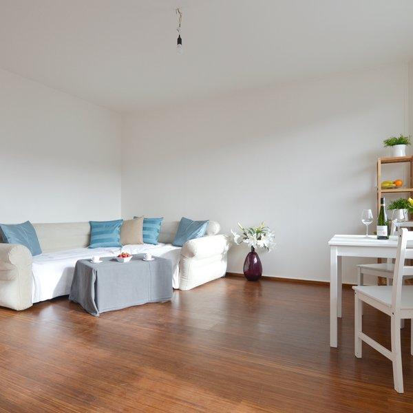 Prodej světlého bytu po rekonstrukci 3+1 s balkonem na Praze 5