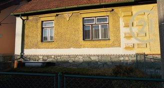 Rodinný dům 1+1 s uzavřeným dvorem, Letovice
