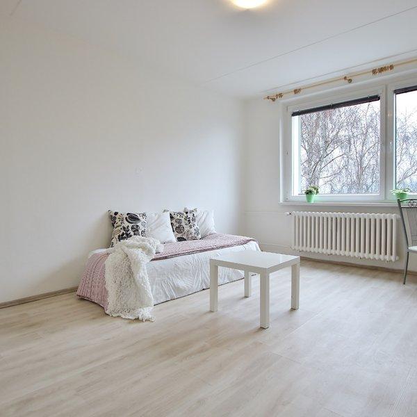 Pěkný a světlý byt 2+1 s balkonem v Bystrci