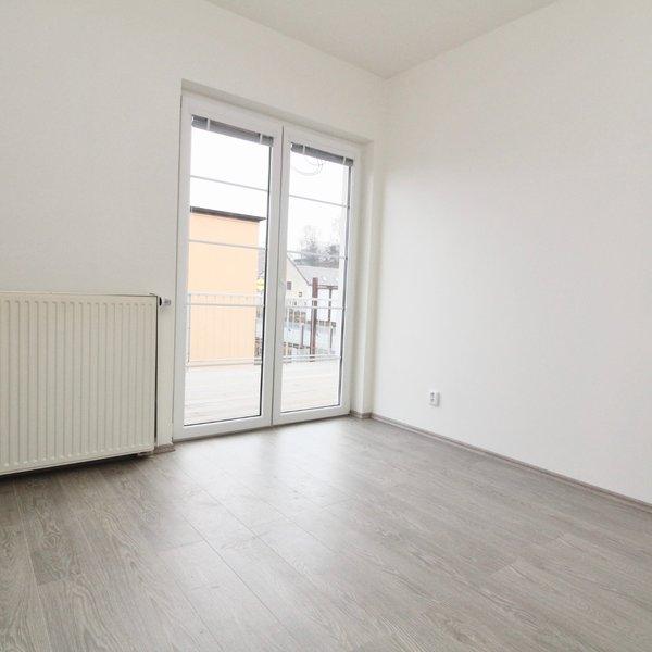Pronájem, byt 2kk s terasou , novostavba 1E, 44 m2