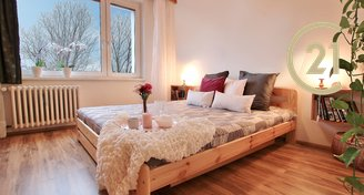 Krásný byt 3+1, 76 m2, ul. Rerychova