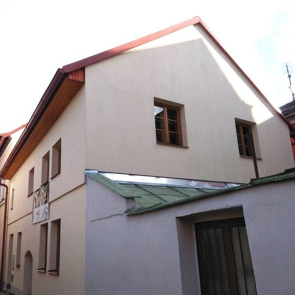 Rodinný patrový dům 5+kk 130m2 v centru města