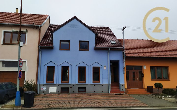 RD komerce 240 m2, Břeclav-Poštorná
