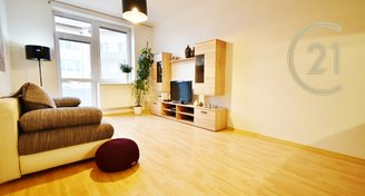 Pronájem bytu 2+kk se zahradou, 46 m² - Brno - Medlánky