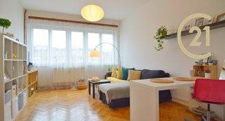 Prodej bytu 2+kk/B,48m2, Praha -Střešovice