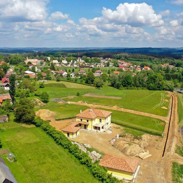 Prodej, Pozemky pro bydlení, 1 429  m² - Dolní Kralovice - Vraždovy Lhotice