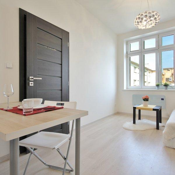 Pronájem bytu po rekonstrukci 26 m2, 2+kk na ul. Tučkova