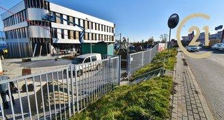 Pronájem nových obchodních prostor na míru  115 -680 m² - Brno - Štýřice, ul. Polní
