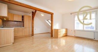 Pronájem, Bytu 2+kk, 46m² - Ve Strašnicích