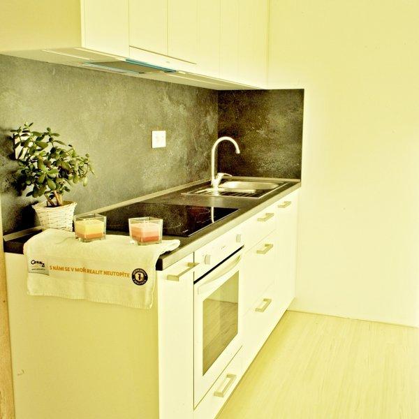Pronájem Nového bytu 1+kk, Boskovice