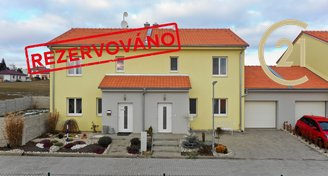 Novostavba RD 4+1 103 m² Přímětice, Znojmo