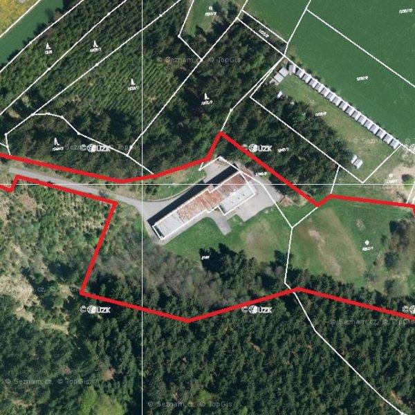 Prodej rekreačního objektu s pozemky - Bohdalov