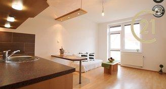 Pronájem, Byt 2+kk, 53,55 m² - Brno-Medlánky