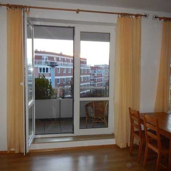 Pronájem, Byty 1+kk, 36m² s balkonem - Praha - Jinonice