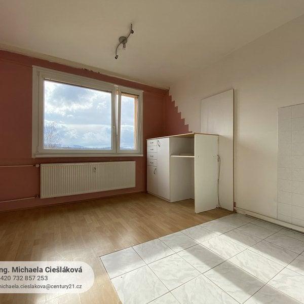 Prodej, Byt 1+1, 36 m² - Liberec XXX-Vratislavice nad Nisou
