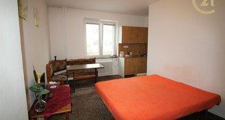 Pronájem bytu 1+kk, Pardubice, Družstevní