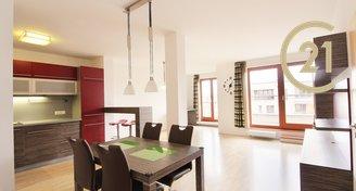 Nadstandardní 3+kk 86 m2 + terasa, garáž - Zbraslav
