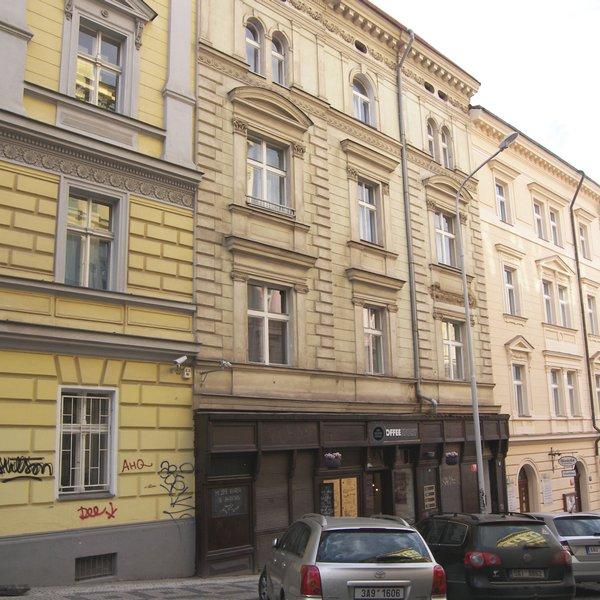 Pronájem obchodního prostoru 37 m² Štítného, Praha 3 - Žižkov
