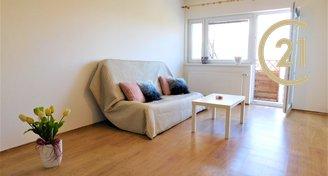 Podnájem bytu 2+kk, 47m² s balkónem - Brno - Líšeň