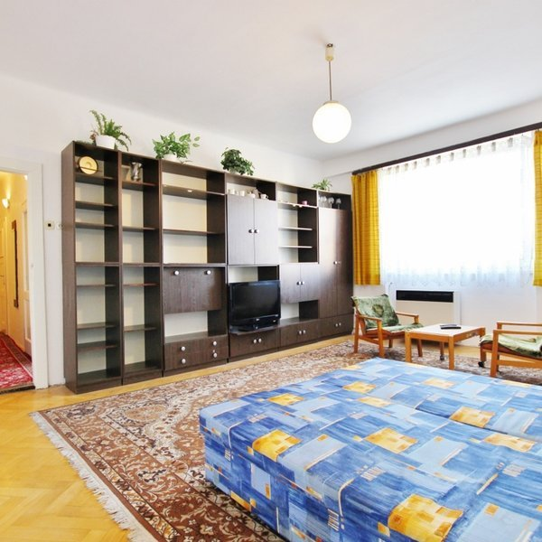 Pronájem pěkného bytu 1+1, 50 m2 v Brně - ul. Kotkova