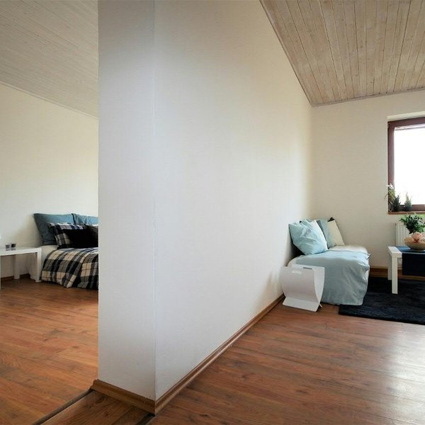 Nový byt na Veselce, 1+1 45 m2