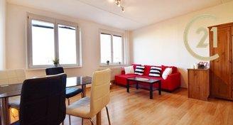 Pronájem pěkného bytu 1+kk, 32 m² - ul. Čejkovická, Brno