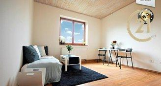 Světlý byt 2+kk 55 m2