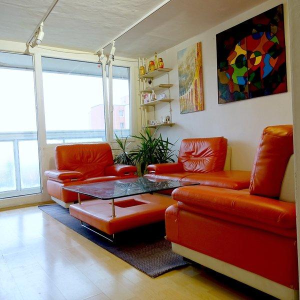 Pronájem bytu 3+1, 76m², Praha - Bohnice