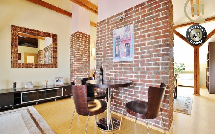 Nádherný byt 3+kk na ul. Arné Nováka 8, 110 m2 s terasou