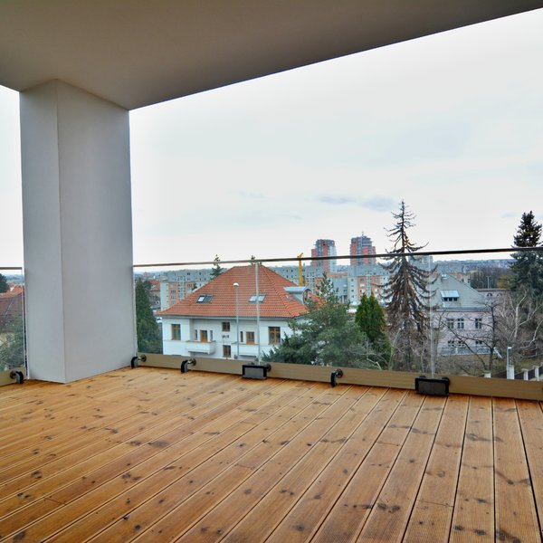 Pronájem, Byty 4+kk, 106m² , Praha - Strašnice