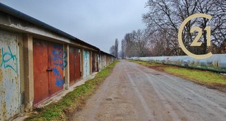 Prodej, Garáže, 20m² - Brno-Maloměřice a Obřany