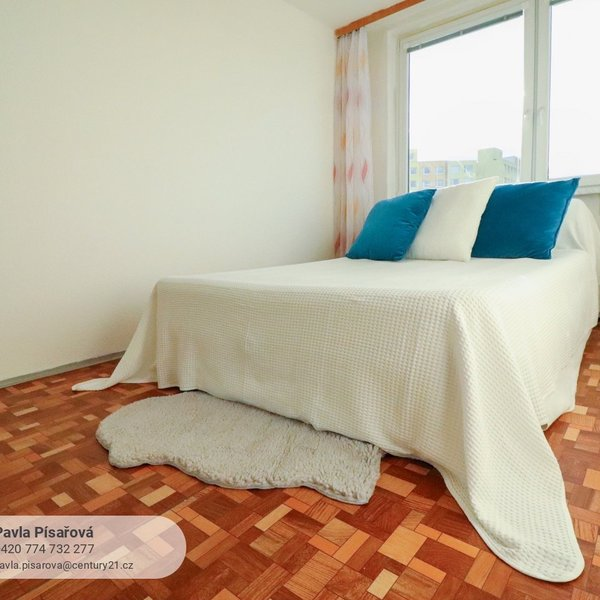 Světlý byt 2+kk, 45m², Praha - Stodůlky