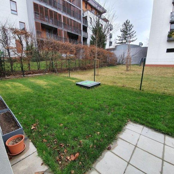 Pronájem mezonetového bytu 4+kk/předzahr./2GS, 99 m2, P9 - Prosek