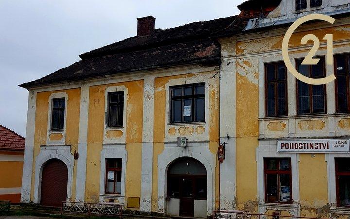 Prodej Hostince s restaurací - Chlum u Třeboně