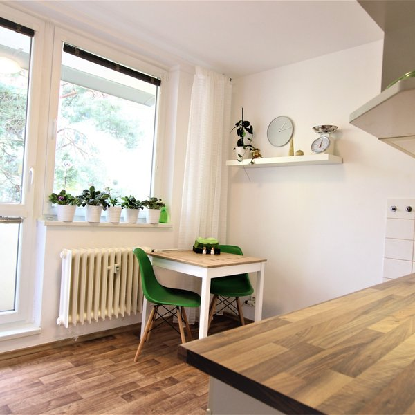 Prodej krásného bytu 2+1, 55 m2, Brno Žabovřesky