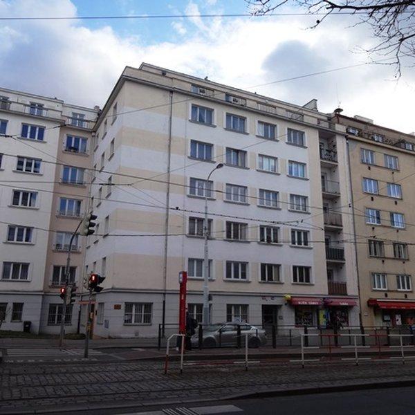 Prodej bytu 2+1 ( 45m2) Žižkov Koněvova