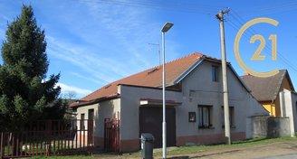 Prodej rodinného domu 3+1 s garáží, Přelouč - Lhota