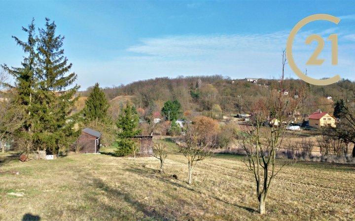 Pozemky 1018 m2 ve Šlapanicích