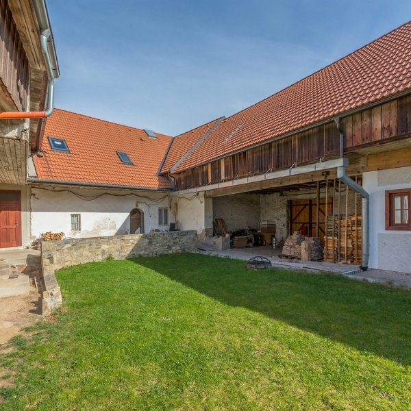 Rodinný dům, 650m² - Blažejov - Oldřiš