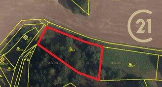 Prodej pozemku - zahrady 2068m² - Letovice